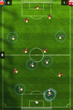 Flick Champions Soccer Fußball