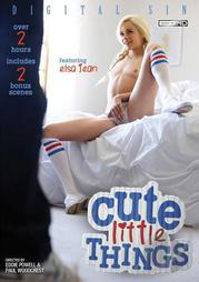 Cute Little Things XXX DVDRip x264 – STARLETS