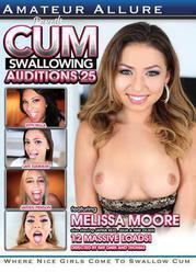 Cum Swallowing Auditions 25 XXX DVDRip x264 – XCiTE