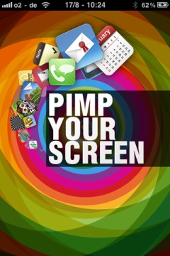 Pimp You Screen Start