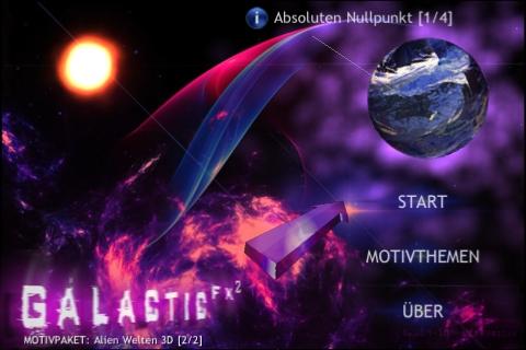 Galactic FX² App