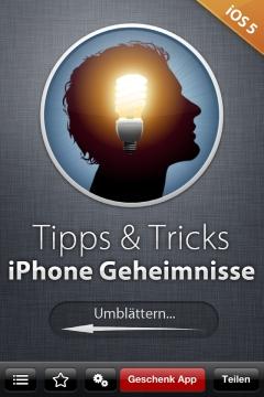 Tipps & Tricks iPhone Geheimnisse