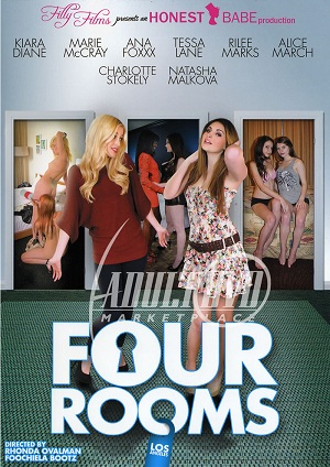 Four Rooms Los Angeles XXX DVDRip x264 - XCiTE