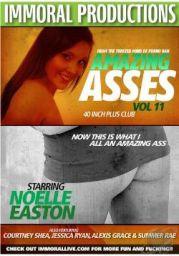 Amazing Asses 11 XXX DVDRip x264 – UPPERCUT