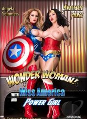 Wonder Woman With Miss America And Power Girl XXX DVDRip x264 – XCiTE