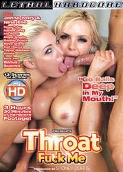 Throat Fuck Me XXX DVDRip x264 – STARLETS