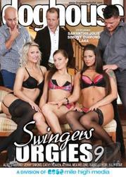 Swingers Orgies 9 XXX DVDRip x264 – CiCXXX