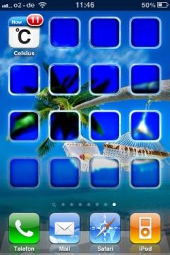 Celsius Wetter App
