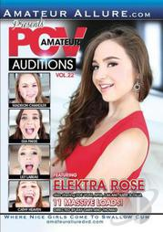 Amateur POV Auditions 22 XXX DVDRip x264 – XCiTE