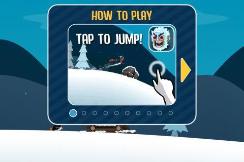 Ski Safari Anleitung