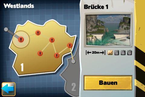 Brücke bauen