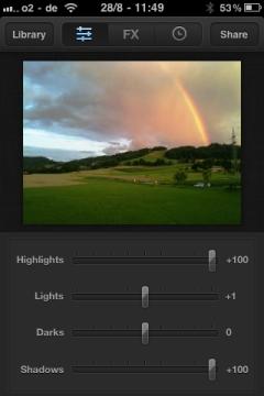 Luminance App