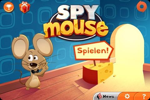 SPY Mouse Start