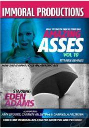 Amazing Asses 10 XXX DVDRip x264 – UPPERCUT