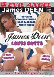James Deen Loves Butts XXX DVDRip x264 – CHiKANi