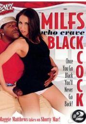 Milfs Who Crave Black Cock 2 XXX DVDRip x264 – Pr0nStarS