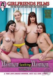 Women Seeking Women 95 XXX DVDRip x264 – CHiKANi