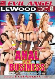 Anal Is My Business XXX DVDRip x264 – Pr0nStarS