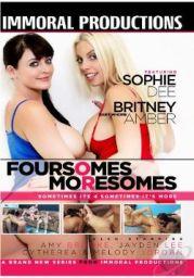Foursomes Or Moresomes XXX DVDRip x264-AMITIGHT