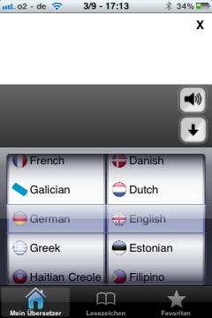 Übersetzer Sprachen