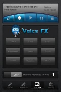 Voice Morphing App