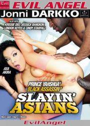Slayin Asians (2013) DVDRip x264-CHiKANi