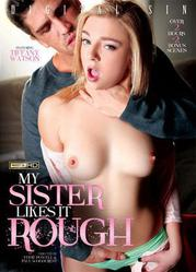 My Sister Likes It Rough XXX DVDRip x264 – STARLETS