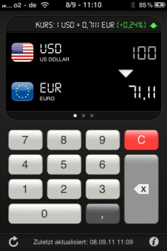 eCurrency App