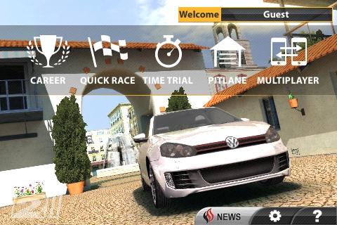 Real Racing 2 App