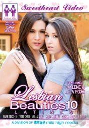 Lesbian Beauties Latinas 10 XXX DVDRiP x264 – DivXfacTory