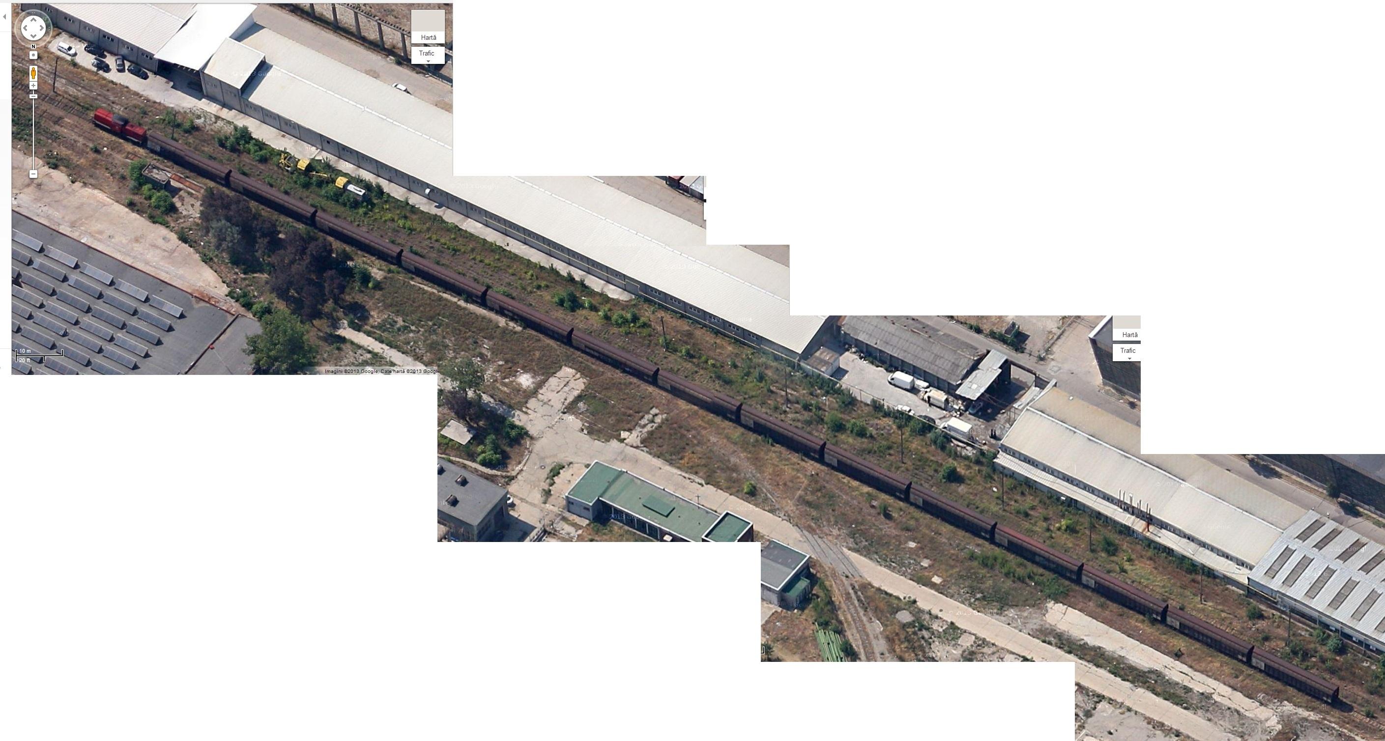 Trenuri/Gări pe Google Earth/maps Opt1385028061y