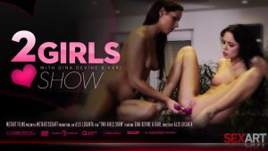 Gina & Kari - 2 Girls Show (29.11.2013)