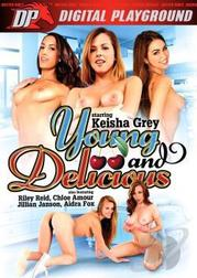 Young And Delicious 2 XXX DVDRip x264 – STARLETS