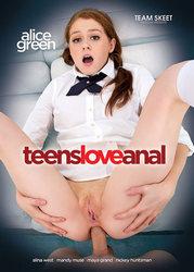 Teens Love Anal XXX DVDRip x264 – XCiTE