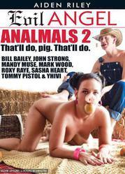 Analmals 2 XXX DVDRiP x264 – PORNOLATiON
