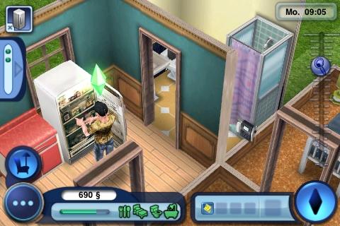 Sims 3 im Spiel