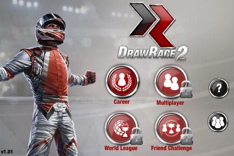 DrawRace 2 Start