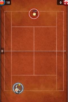 Flick Champions Tennis