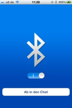 Bluetooth OnOff.