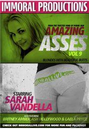 Amazing Asses 9 XXX DVDRip x264 – UPPERCUT