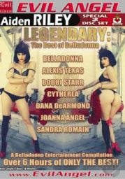 Legendary The Best of Belladonna DiSC2 XXX DVDRip x264 – CHiKANi