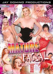 Mature Likes A Facial (2013) DVDRip x264-CHiKANi