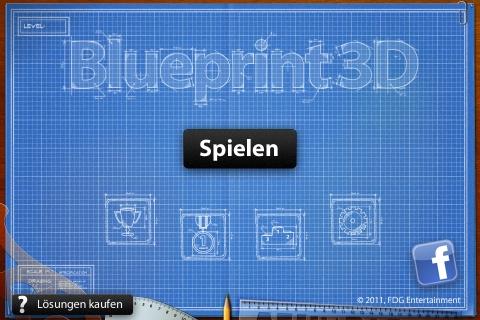 Blueprint 3D App