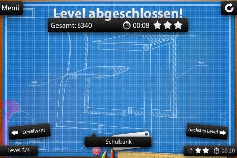 Denksport Spiele App