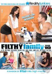 Filthy Family 10 XXX DVDRiP x264 – DivXfacTory